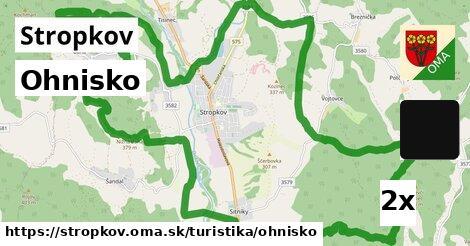 ilustračný obrázok k Ohnisko, Stropkov
