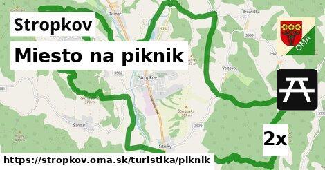 ilustračný obrázok k Miesto na piknik, Stropkov