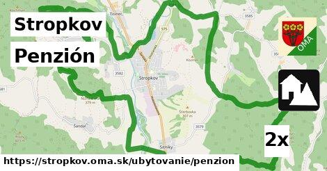 ilustračný obrázok k Penzión, Stropkov
