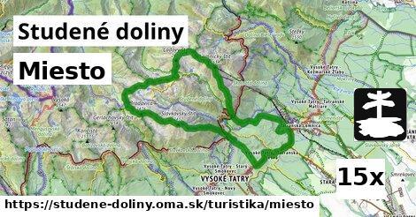 ilustračný obrázok k Miesto, Studené doliny