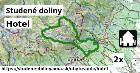 hotel v Studené doliny