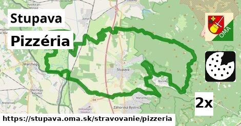 ilustračný obrázok k Pizzéria, Stupava