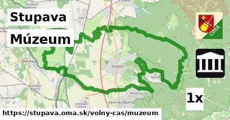 ilustračný obrázok k Múzeum, Stupava
