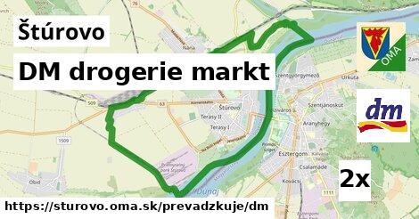 DM drogerie markt v Štúrovo