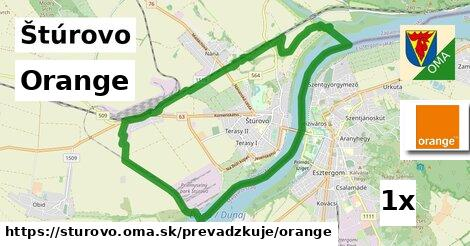 Orange v Štúrovo