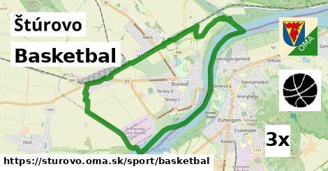 basketbal v Štúrovo