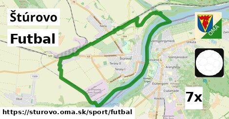 futbal v Štúrovo