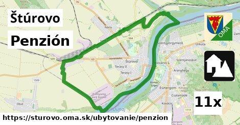 penzión v Štúrovo