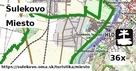miesto v Šulekovo