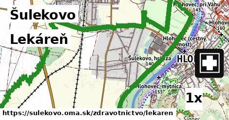 lekáreň v Šulekovo