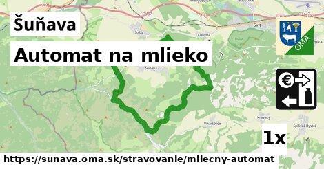 ilustračný obrázok k Automat na mlieko, Šuňava