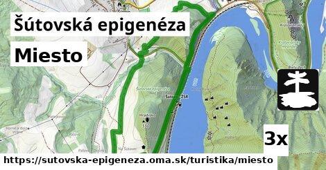 ilustračný obrázok k Miesto, Šútovská epigenéza