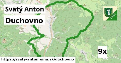 duchovno v Svätý Anton