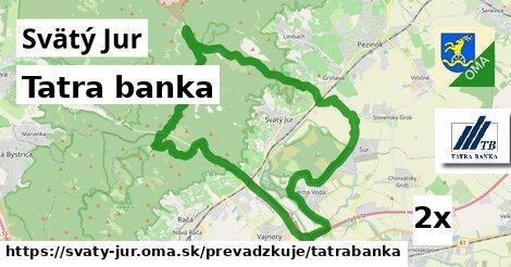 Tatra banka v Svätý Jur