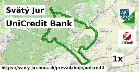 UniCredit Bank v Svätý Jur