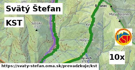 KST v Svätý Štefan