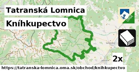 kníhkupectvo v Tatranská Lomnica