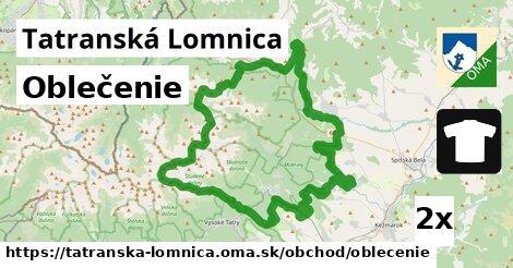 oblečenie v Tatranská Lomnica