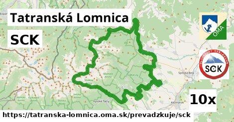 SCK v Tatranská Lomnica