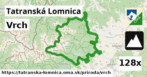 vrch v Tatranská Lomnica