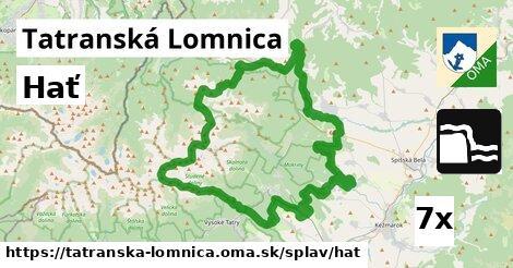ilustračný obrázok k Hať, Tatranská Lomnica