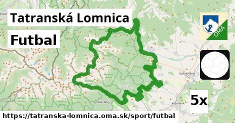futbal v Tatranská Lomnica