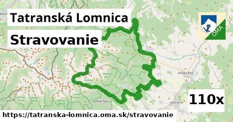 stravovanie v Tatranská Lomnica