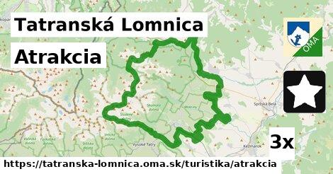 ilustračný obrázok k Atrakcia, Tatranská Lomnica