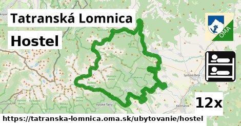 hostel v Tatranská Lomnica