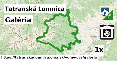 galéria v Tatranská Lomnica