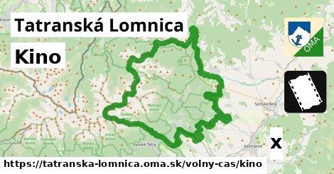 kino v Tatranská Lomnica