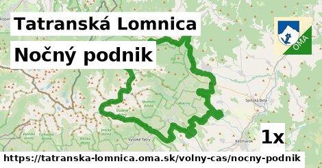 nočný podnik v Tatranská Lomnica