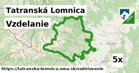 vzdelanie v Tatranská Lomnica