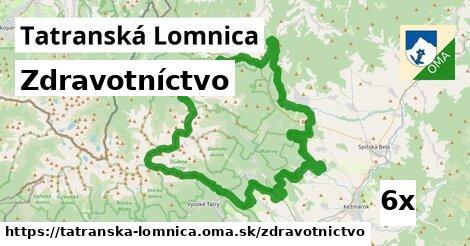 zdravotníctvo v Tatranská Lomnica