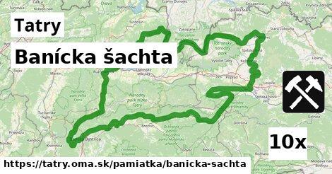 ilustračný obrázok k Banícka šachta, Tatry