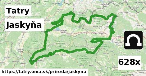 ilustračný obrázok k Jaskyňa, Tatry