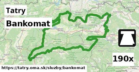 ilustračný obrázok k Bankomat, Tatry