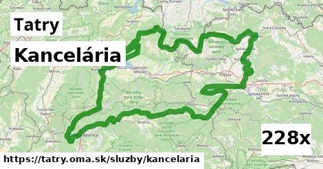 ilustračný obrázok k Kancelária, Tatry