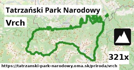 ilustračný obrázok k Vrch, Tatrzański Park Narodowy