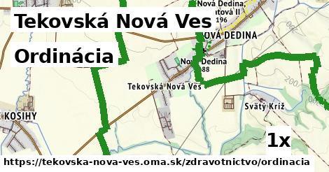 ordinácia v Tekovská Nová Ves