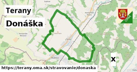 ilustračný obrázok k Donáška, Terany