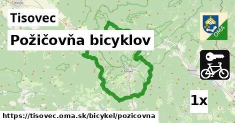 požičovňa bicyklov v Tisovec