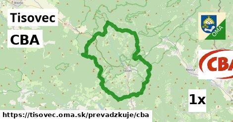 CBA v Tisovec