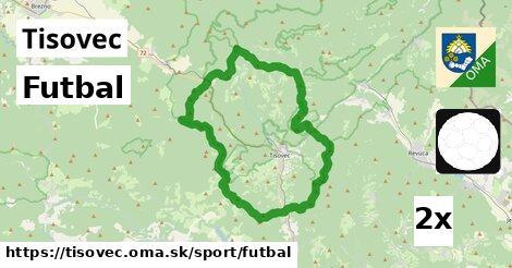 ilustračný obrázok k Futbal, Tisovec
