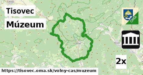 múzeum v Tisovec