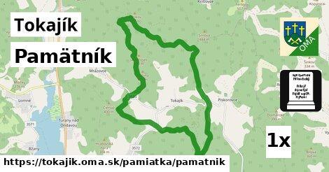 ilustračný obrázok k Pamätník, Tokajík