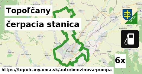 čerpacia stanica v Topoľčany