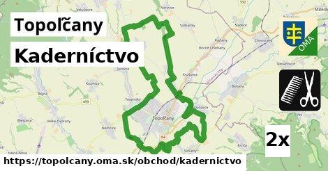 kaderníctvo v Topoľčany