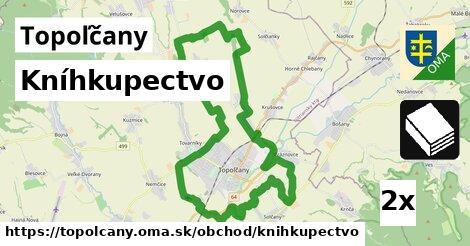 kníhkupectvo v Topoľčany