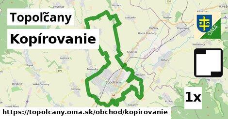 kopírovanie v Topoľčany